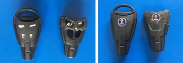 reparación mandos a distancia de coche